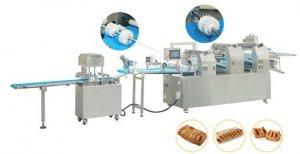 丹麦酥生产线