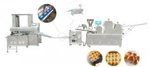 组合面包生产线